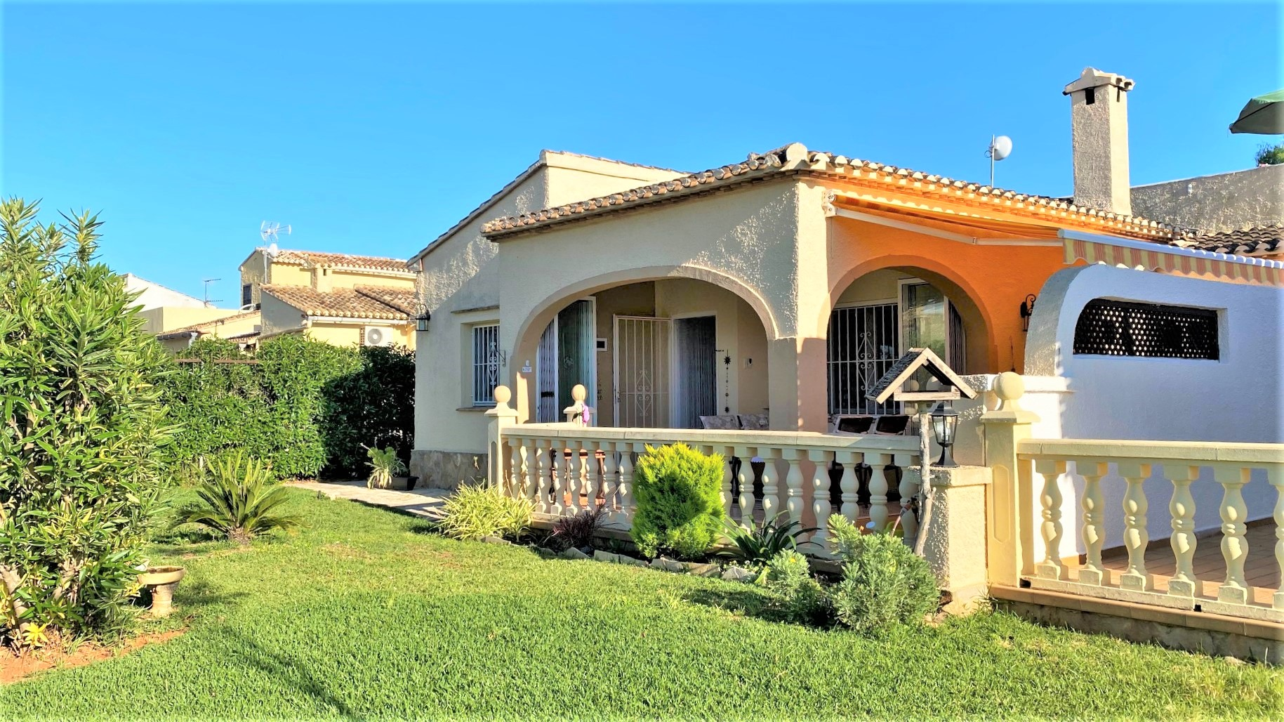 Bungalow in Dénia