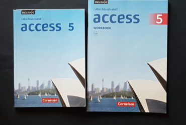 English Access 5 + Workbook, Cornelsen