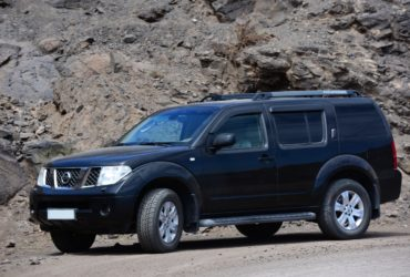 Nissan Pathfinder – Canary Islands