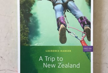 A Trip ti New Zealand, Laurence Harger