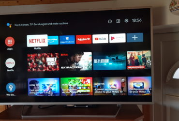 PHILIPS Android Smart TV / Neupreis 899 Euro
