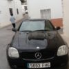MERCEDES BENZ SLK 230 KOMPRESSOR SCHWARZ METALLIC