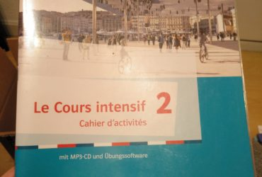Le Cours Intensif 2 Arbeitsheft mit 2 CD
