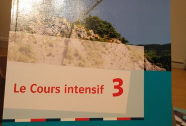 Le Cours Intensif 3 Buch